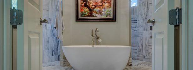 Fototapety wodoodporne do łazienki