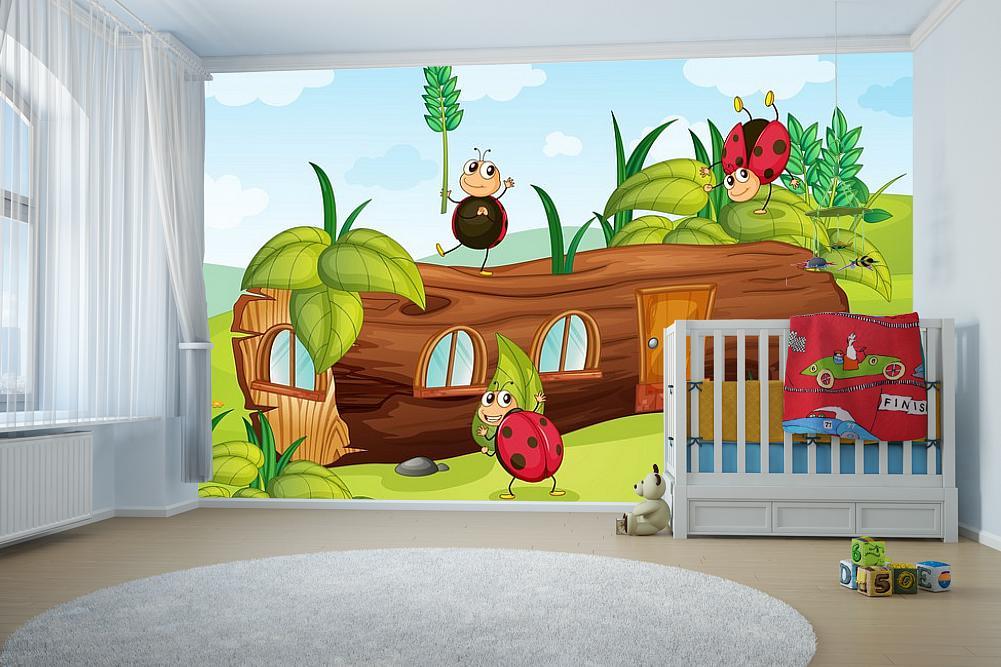 Fototapety pokój dziecięcy